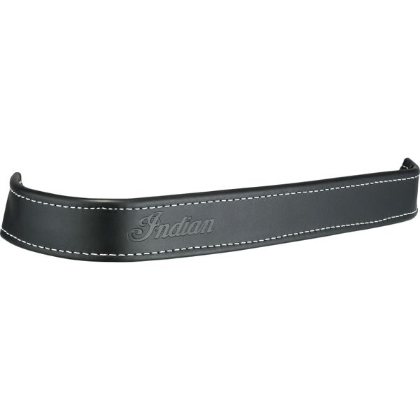 GENUINE LEATHER FLOORBOARD TRIM BLACK - 2880007-01