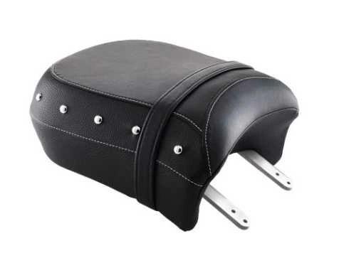 PASSENGER SEAT VINYL BLACK - 2880666