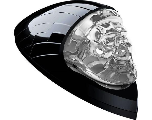 HEADDRESS LIGHT KIT GLOSS BLACK - 2880665-266