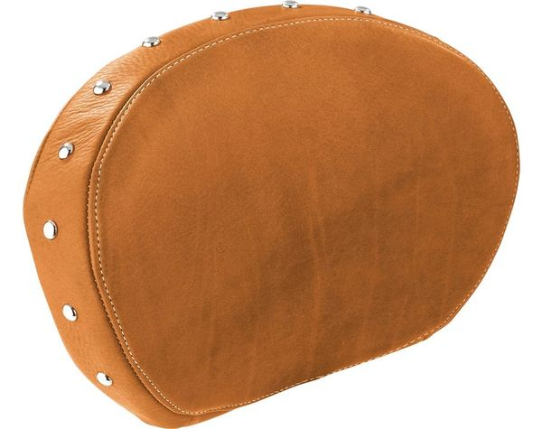 GENUINE LEATHER PASSENGER BACKREST PAD DESERT TAN - 2879666-06