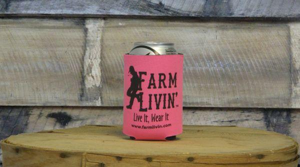 Farm Livin' Koozies