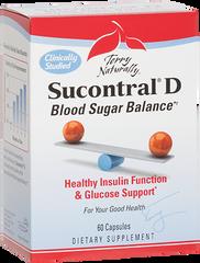 Sucontral® D, 60 Capsules