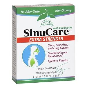 SinuCare Extra Strength