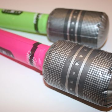 blowup microphones