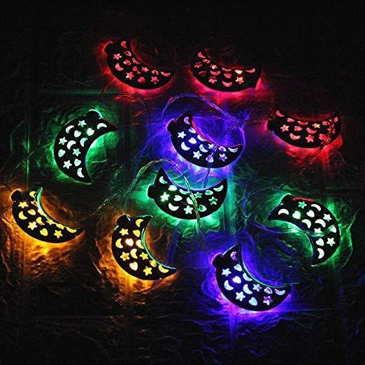 Ramadan and Eid Decor Lights LED Lights Home Festival Party Favor Nice