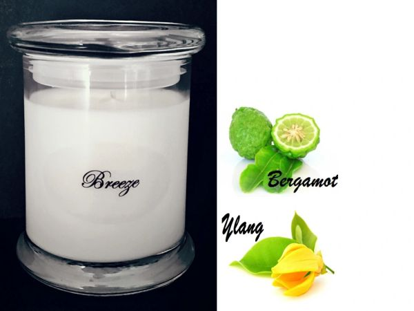Breeze (Bergamot & Ylang)