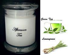 Afternoon Tea (Green Tea & Lemongrass)