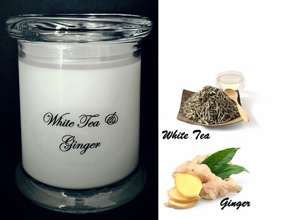 White Tea & Ginger - TOP SELLER