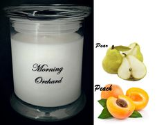 Morning Orchard (Pear & Peach)