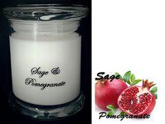 Sage & Pomegranate