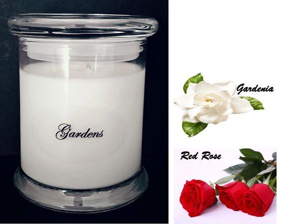 Gardens (Gardenia & Rose)