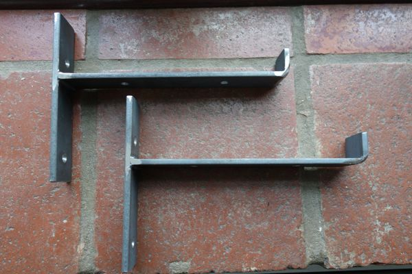 Scaffolding Plank Shelf Bracket