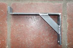 "1"" Wide Heavy Duty Garage / Storage / Ladder Bracket"