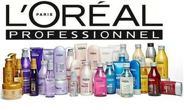 bottles of loreal professional products