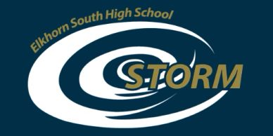 Elkhorn South Logo and link to biography page