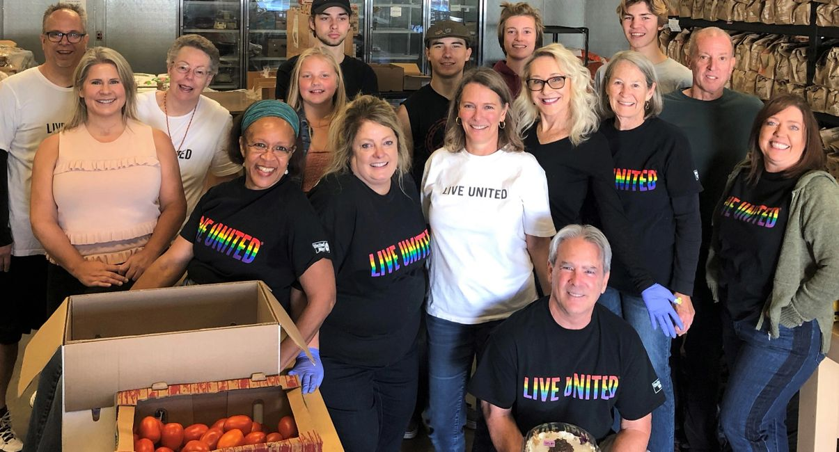 United Way of Nevada County, Food Access Saturday, Food Bank, volunteer