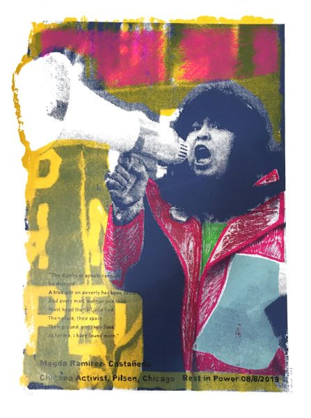 I Have Found My Place Poster- Magda Ramirez Castaneda