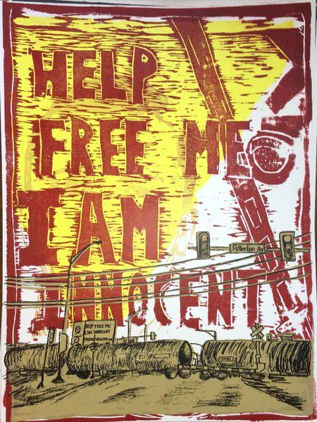 Help Free Me I Am Innocent