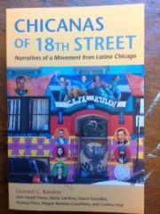 Chicanas of 18th Street book