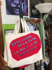Esta Lucha Es La Tuya Tote Bag