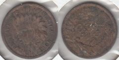 KEY DATE 1908S INDIAN CENT