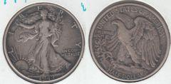 1942 DDO L. W. HALF DOLLAR