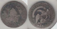 NICE GOOD 1832 BUST HALF DIME