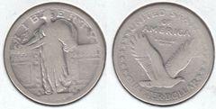 1917DT1 LIBERTY STANDING QUARTER