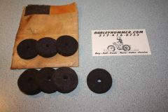 NOS 66115-23 Battery Felt Washer
