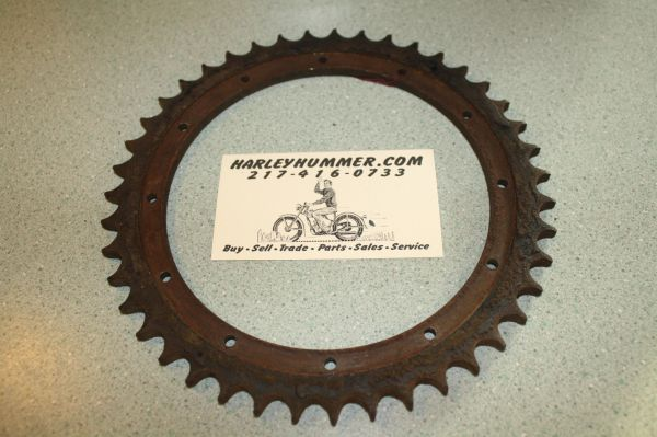 Used 41476-52A Rear Sprocket 43 Teeth