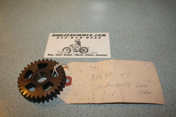 NOS 35675-47 Transmission Countershaft Low Gear