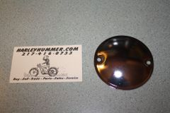 25705-47 Chrome Ignition Points Inspection Cover