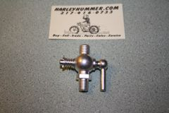 62124-47 Petcock Fuel Valve, 1948 1949 Harley Model 125