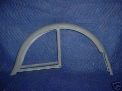 59600-51 Rear Fender Harley Hummer