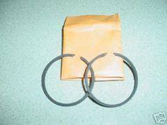 22330-47 Piston Ring Set 125cc .040