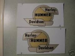 61769-58 Fuel Tank Decals