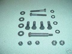 52025-50 Seat Hardware Kit (Late)