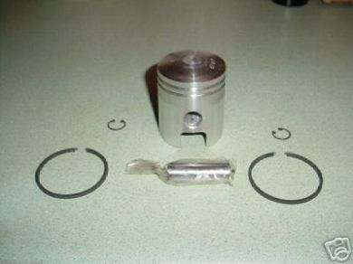 22007-50A 125 Piston Assembly .040