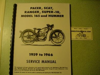 99452-66 Service Manual Book Catalog