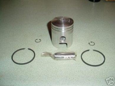 22008-50A 125cc Piston Assembly .050