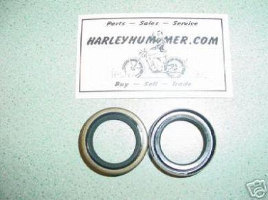 45848-51 Fork Seals, Harley Davidson Hummer, 1951 to 1966.