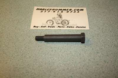 52025-50 Parkerized Saddle Seat Front Bolt