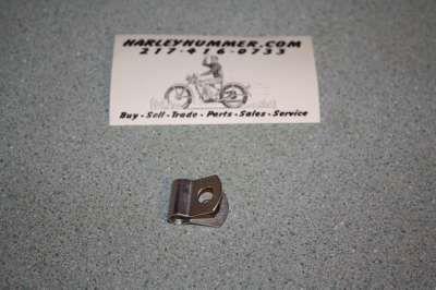 9958 Cadmium Throttle Cable Clamp
