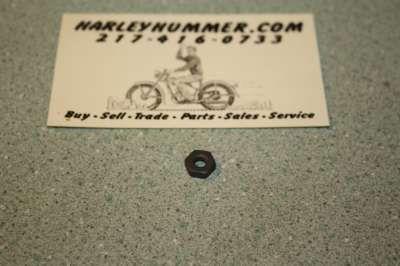 7608 Parkerized Hex Nut