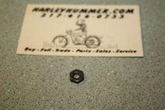7620 Parkerized Hex Nut