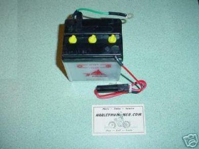 66002-47 Economy Battery
