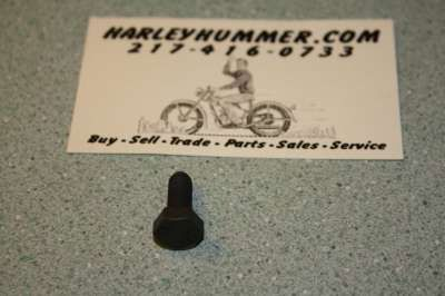 3765 Parkerized Hex Head Bolt