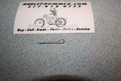 528 Cadmium Cotter Pin