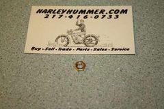 7634 Brass Hex Nut