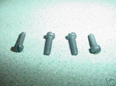 2586 Parkerized Fork Boot Clamp Screw